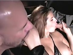 Anal Sex, Boy, Brunette, Dick, Double Penetration, Group Sex, Hardcore, Lingerie, Theater,