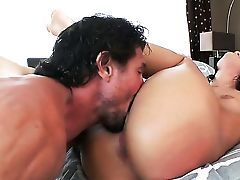 Anal Beads, Anal Fisting, Anal Sex, Ass, Ass Fingering, Ass Fucking, Ass To Mouth, Big Tits, Brunette, Clamp,