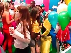 Club, Dunia Montenegro, Friend, Group Sex, Orgy, Party,