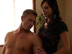 Babe, Blowjob, Bobcat, Brunette, Cougar, Cute, From Behind, Hardcore, Horny, Kendra Lust,