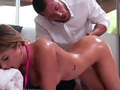 Ass, Babe, Blowjob, Close Up, Feet, Foot Fetish, Footjob, HD, Oiled, Riding,