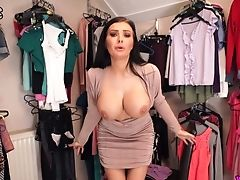 Ass, Big Tits, Bold, Boots, British, Fake Tits, Felching, HD, MILF, Solo,