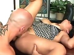 Big Ass, Big Tits, Blowjob, Cum Swallowing, Cumshot, Cunnilingus, Ethnic, Exotic, Jessica Bangkok, Office,