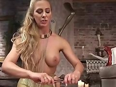 BDSM, Blonde, Femdom, Fetish, Handjob, MILF, Mistress,